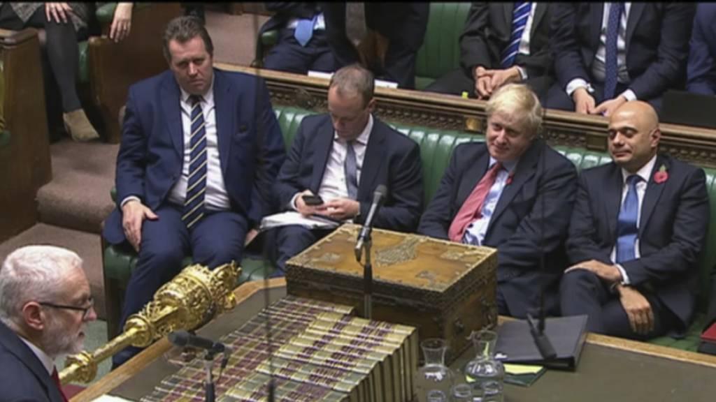Britisches Parlament stimmt grundsätzlich für Neuwahlgesetz