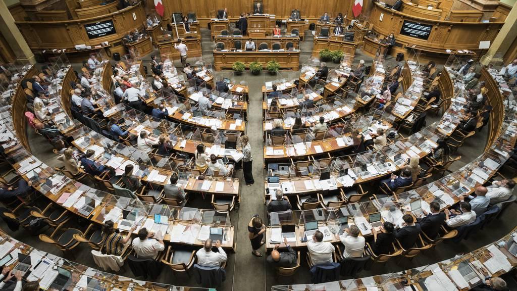 Homeofficefür Nationalrat: Parlamentarier können virtuell abstimmen