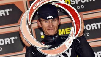 Gewann nach Mailand-Sanremo auch die Clasica Ciclista in San Sebastian: der Pole Michal Kwiatkowski vom Team Sky