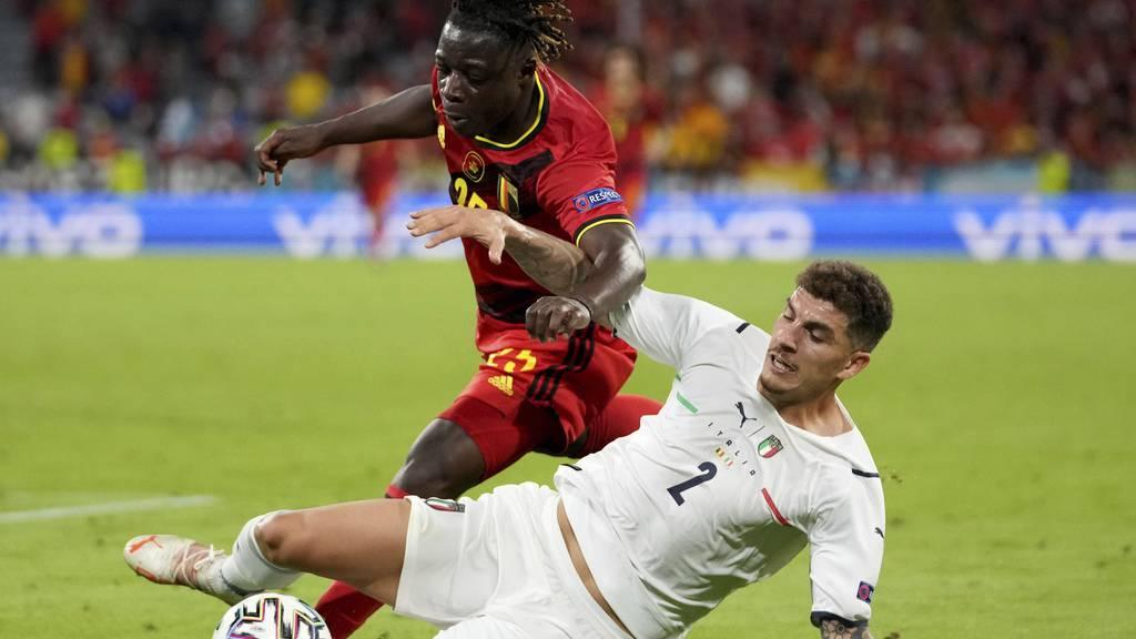 Wieder kein Titel für Belgien – Italien zu stark
