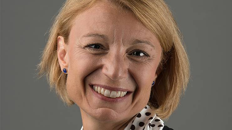 Yvonne Feri.