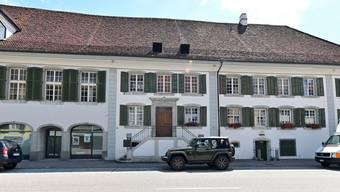Neu soll der Eingang ins Gasthaus nicht mehr über die berühmte «Rösslistäge» erfolgen, sondern er wird nach links verlegt, wo früher die BKBE untergebracht war.