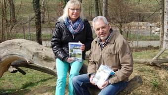 Jacqueline Schneeberger und Beat Fey.