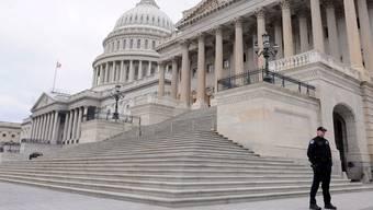"""Im Kongress bemüht sich derzeit ein """"Superkomitee"""" aus Republikanern und Demokraten, einen Weg aus der Schuldenfalle zu finden (Symbolbild)"""