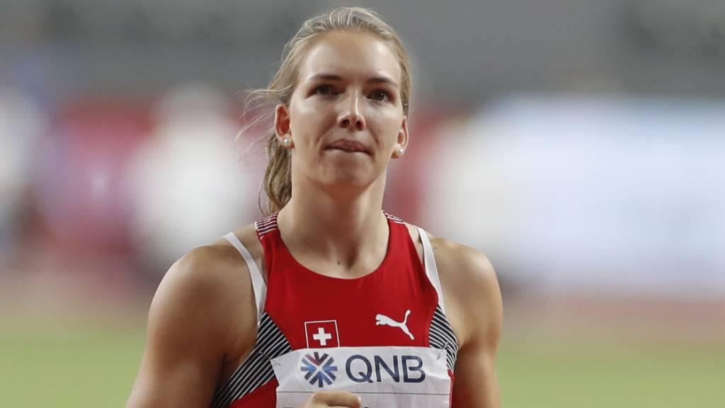 Top Ten für Ruckstuhl trotz verpasstem Schweizer Rekord