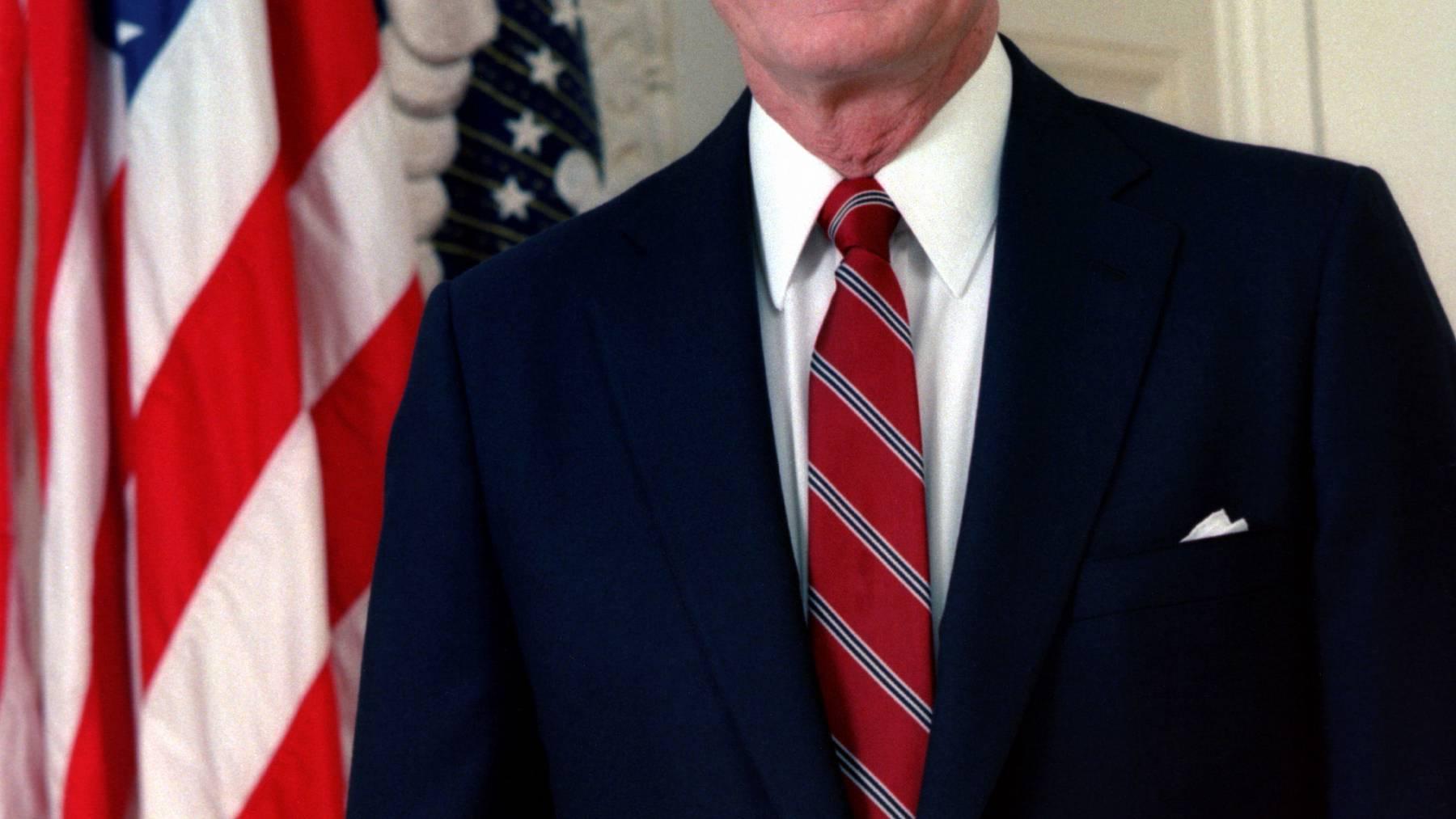 USA: George Bush senior ist tot
