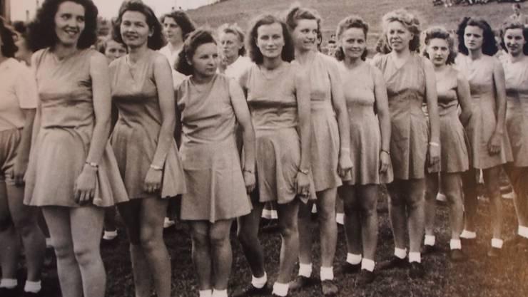 Eidgenössisches Turnfest Bern 1947.
