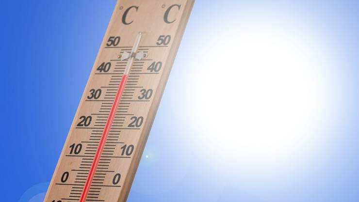 Am Freitag dürfte gebietsweise die 30-Grad-Grenze wieder überschritten werden.