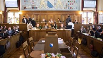 Zürcher Kantonsrat Zürich. (Archivbild)