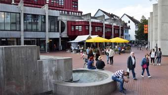 Die Erneuerung des Neumarktplatzes und des Bahnhofplatzes ist für die Jahre 2019 bis 2023 eingeplant. mhu