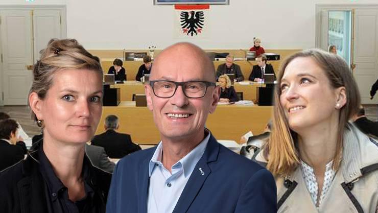Vier lose ausgewählte Kandidaten: In Aarau bewerben sich insgesamt 205 Frauen und Männer um die 50 Einwohnerratssitze.