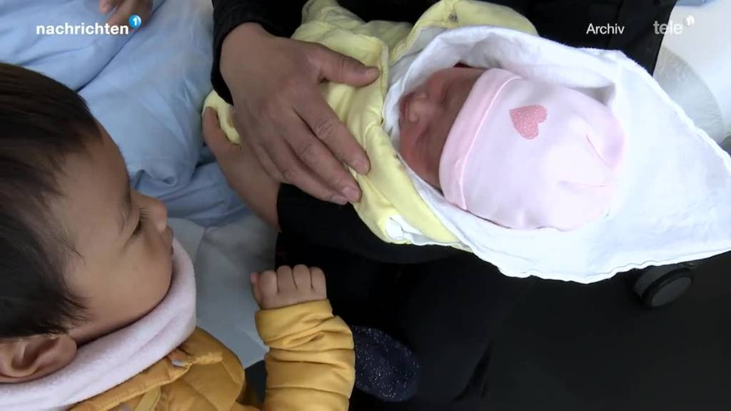 Beliebte Besucherbeschränkung auf Neugeborenenstation