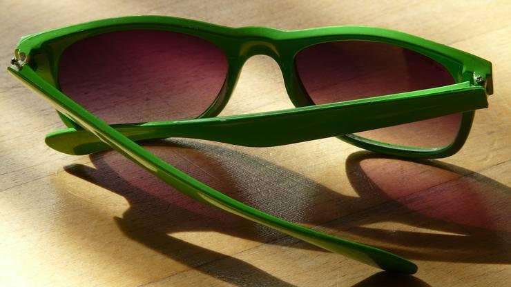 Platz 10: Die Sonnenbrille darf in keinem Urlaub fehlen. Doch den Weg nach Hause findet sie nicht immer.