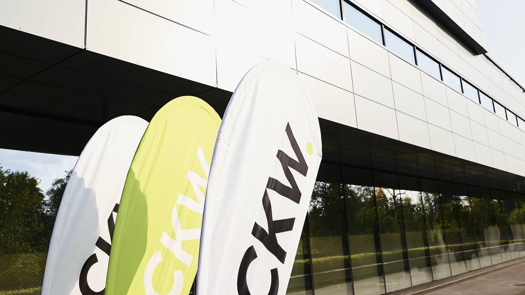 CKW steigert Jahresergebnis