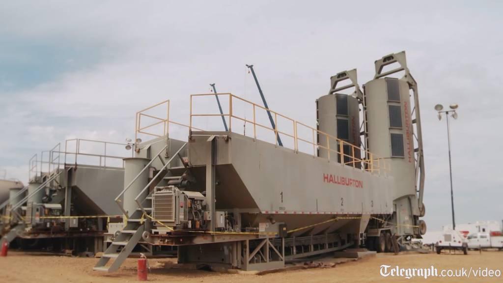 Riskantes Fracking