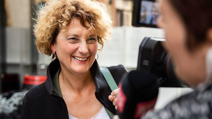 Nur wenn Marianne Maret (CVP) bei der Ständeratsersatzwahl vom 3. November gewählt wird, wäre die Walliser Vertretung unter der Bundeshauskuppel nicht ausschliesslich männlich.