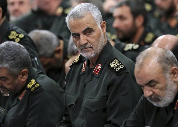 Ghassem Soleimani Ruf war legendär, er galt im Iran als absoluter Vorzeigesoldat.