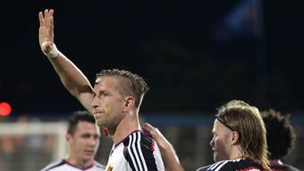 Er brachte den FCB auf den richtigen Weg und in Führung: Marc Janko.