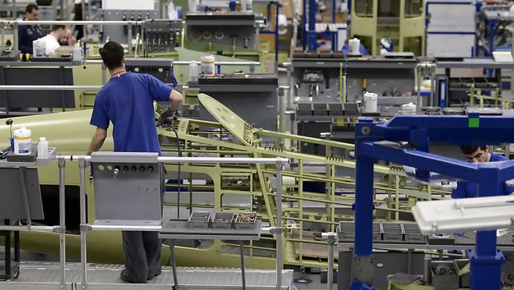 64 Prozent: So hoch ist der Anteil der Kreativwirtschaft am Werkplatz in der Stadt Zürich. Zum Werkplatz gehören ausserdem die Bereiche gewerblich-industrielle Produktionund die Hightech-Industrie. (Symbolbild)