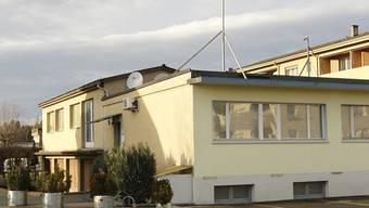 Blick aufs islamische Kulturzentrum in Langenthal (Archiv)