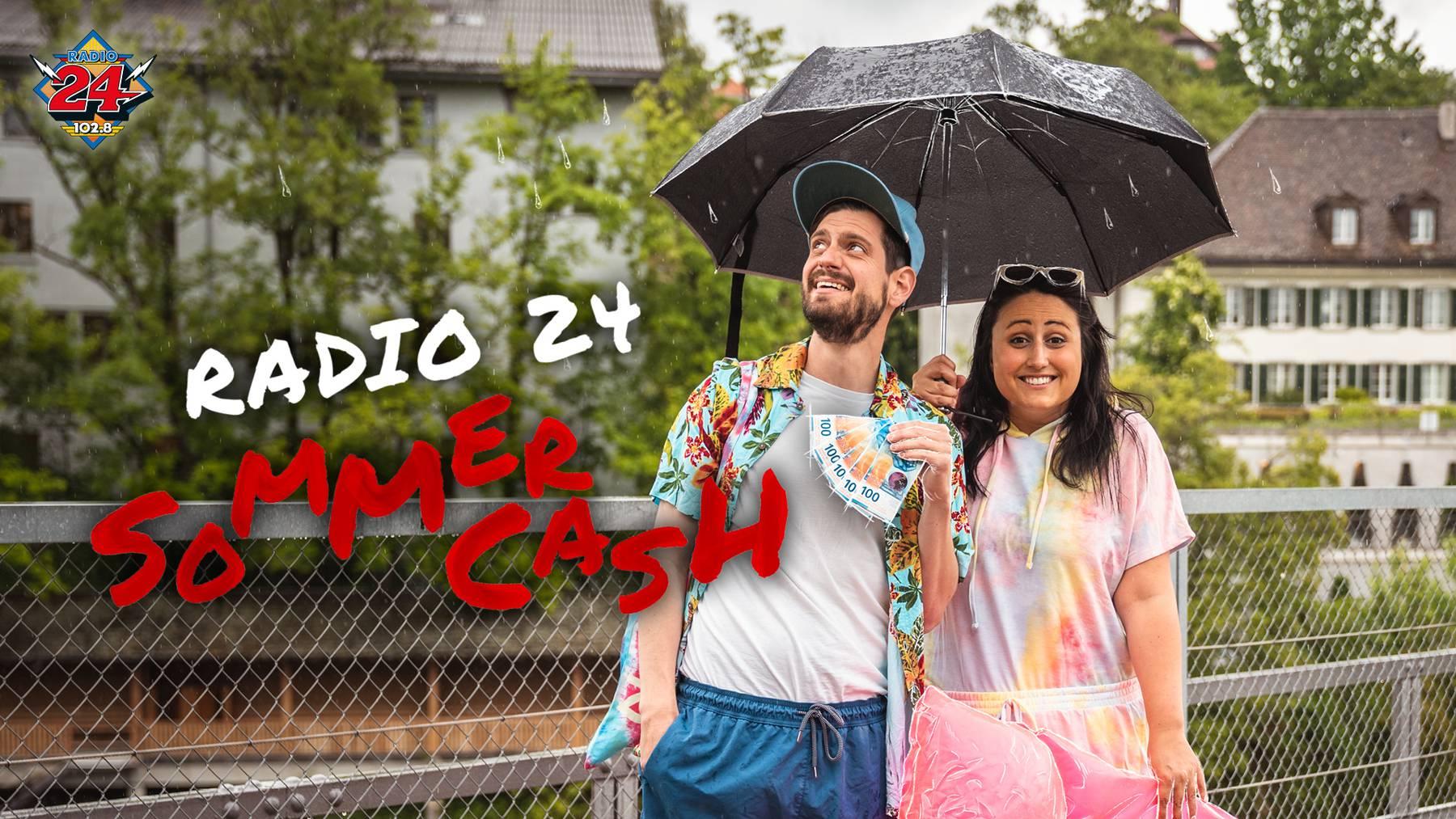 Sommer Cash Webbild