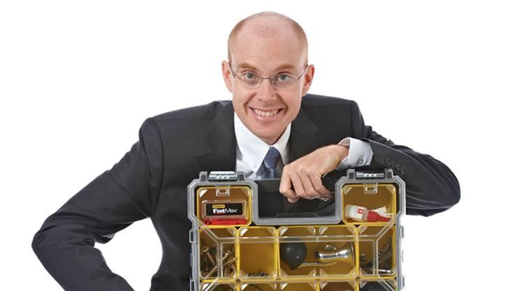 Thomas Skipwith holte sich erneut Gold bei der Rhetorik-Europameisterschaft.