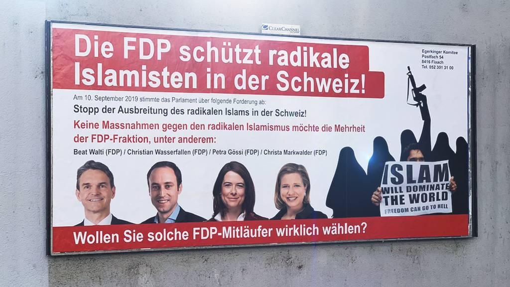 Will FDP die Zusammenarbeit mit der SVP komplett beenden?