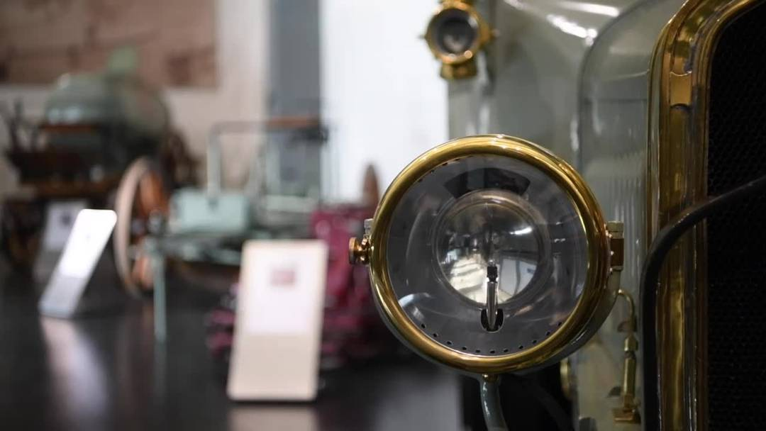 Unbewilligte Oldtimer-Sammlung von ERZ wird versteigert