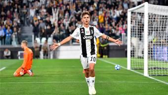 YB erlebte im Spiel gegen Juventus ein brutales Ankommen in der Realität des europäischen Spitzenfussballs.