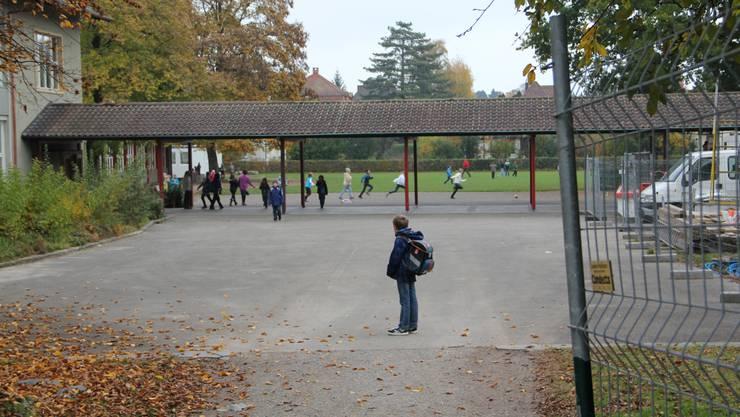 Der Elternbeirat wünscht sich einen Pausenplatz, der zu Bewegung und kreativem Spiel anregt.  HHS
