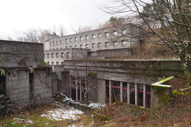 ...und eröffnete im September 2012 darin ein Studentenwohnheim.