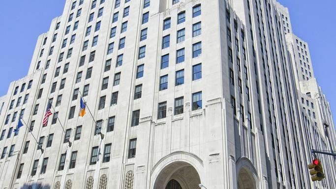 Das «Metropolitan Life North Building» an der Park Avenue in New York, wo sich ein Teil des US-Amerikanischen Sitzes der Credit Suisse befindet.