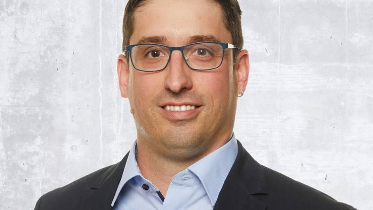 Stefan Huwyler, Muri, ist neuer Präsident der Grossratskommission für Aufgabenplanung und Finanzen (KAPF)