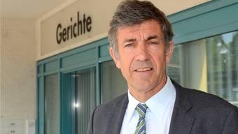 Andreas Brunner, Präsident des Baselbieter Kantonsgerichts in Liestal