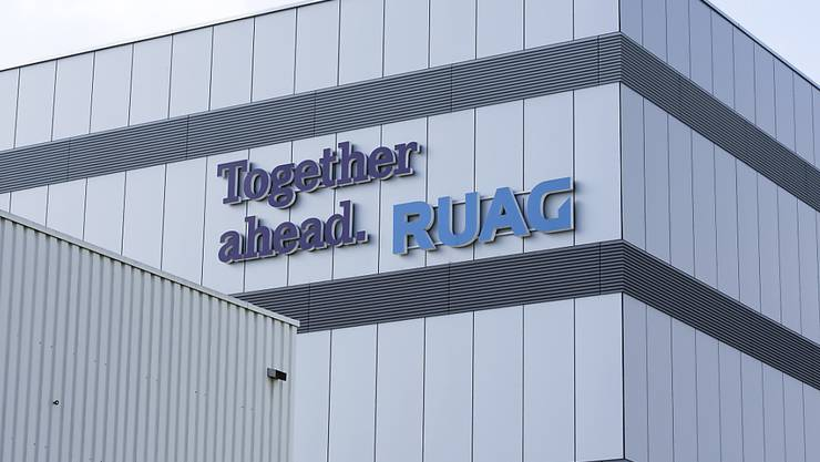 Die australische Tochter der Ruag hat einen Auftrag der amerikanischen Flugwaffe gewonnen. (Archivbild)