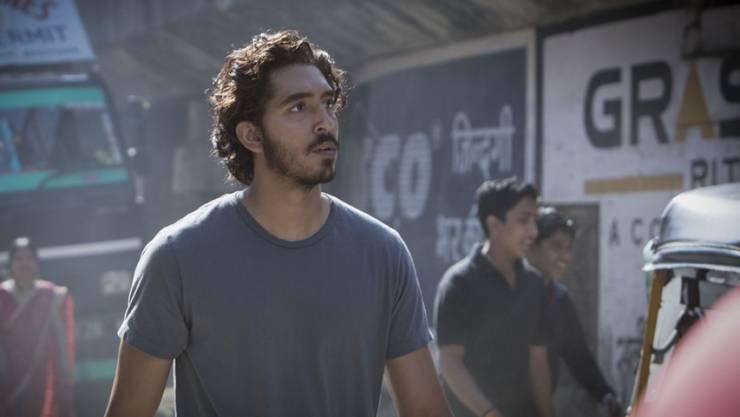 """Dev Patel ist ein gefragter Filmschauspieler - hier spielt er in """"Lion"""". Eine Freundin aber hatte er in der Schule nie. (Archiv)"""