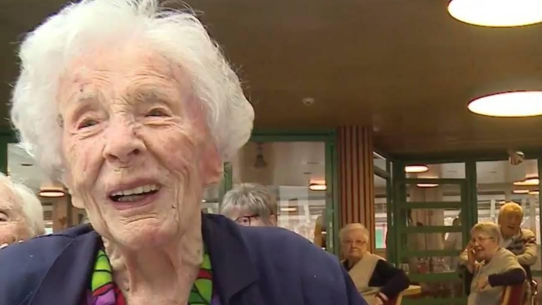 Älteste Aarauerin feiert 105. Geburtstag
