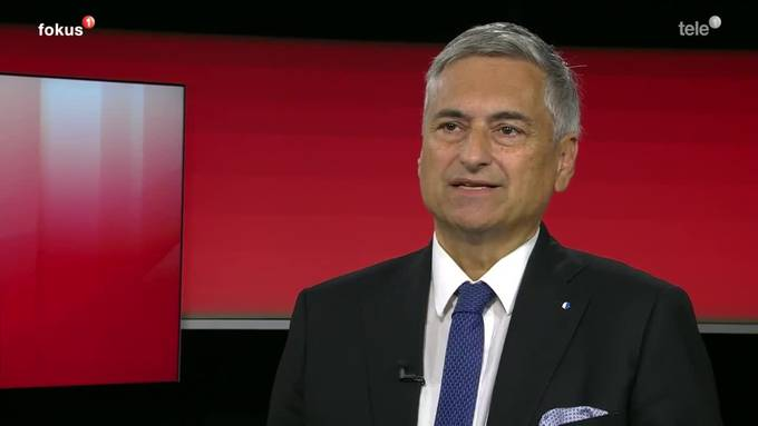 Gesundheitsdirektor Kanton Luzern Guido Graf