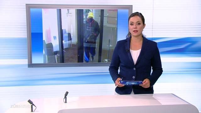 Überfall auf Coop Bank in Zürich-Wiedikon