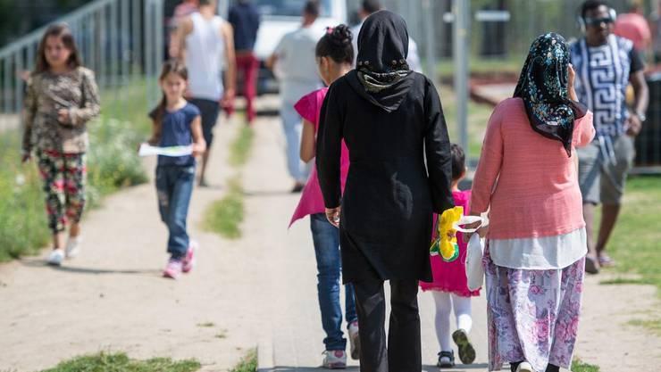 Asylbewerber in Deutschland sind vermehrt Angriffen ausgesetzt.