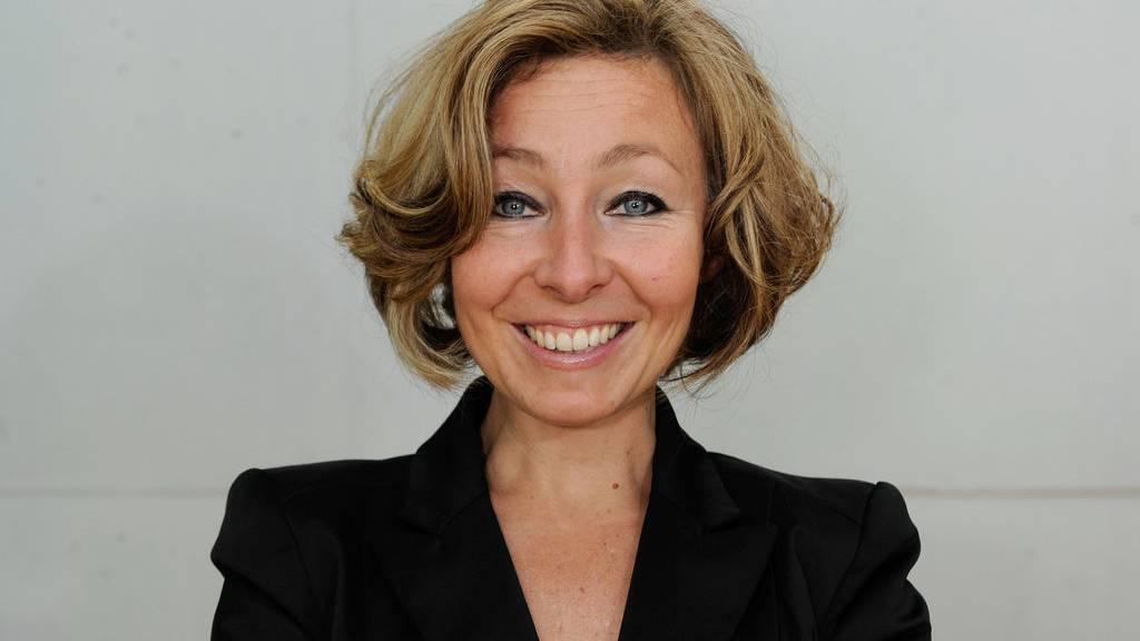 Sie wird die neue Chefredaktorin von Watson Romandie: Sandra Jean. (Archivbild)