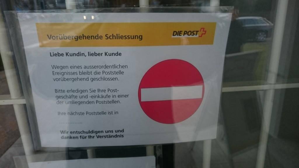 Galerie: Die Bilder zum Überfall in Münchwilen