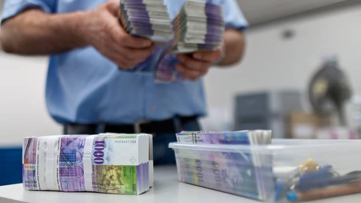 Schweizer Unternehmen sollen einfacher an Geld kommen.