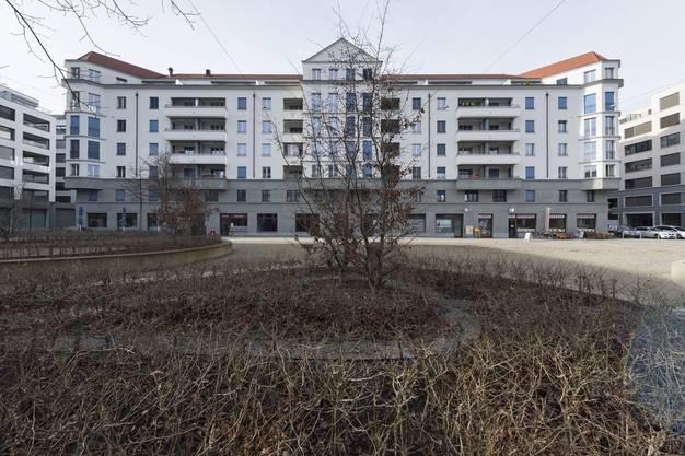 Die Sieger - Von oben Zypressenhof, Limmat Tower und Lindenhöfe – alle in Dietikon