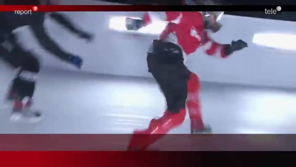 Besuch bei dem Luzern IceCross Downhiller Kilian Braun im Sommertraining