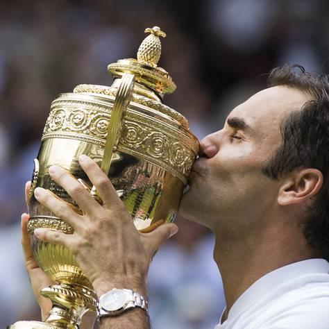 Roger Federer holt zwei weitere Grand-Slam-Titel