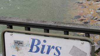 In den Fluten der Birs starb das Kleinkind (Bild: Archiv)
