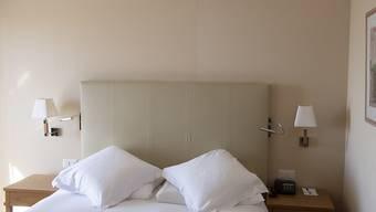 Momentan stehen wegen des Coronavirus viele Hotelzimmer leer. (Symbolbild)