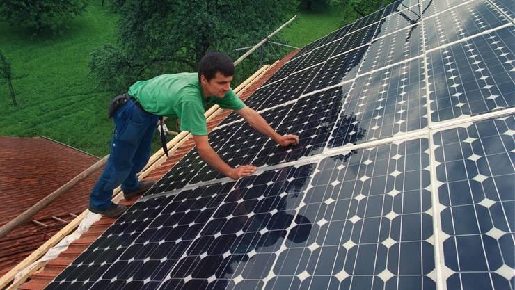 Solarenergie liegt im Trend. Der Informationsbedarf ist entsprechend gross