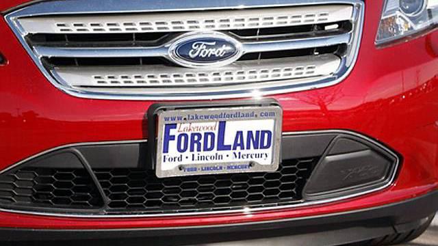 Ford meldet Bremsprobleme bei Hybridautos